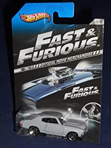 Amazoncom 2013 Hot Wheels Fast  Furious Limited Edition  70