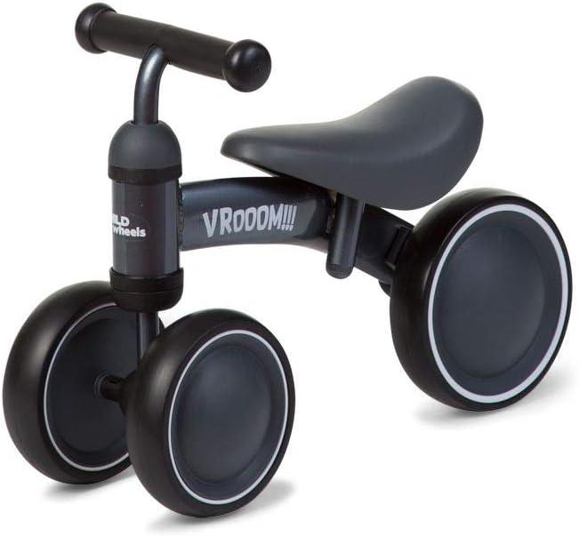 Childhome CHCWBBG - Bicicleta de tres ruedas, unisex