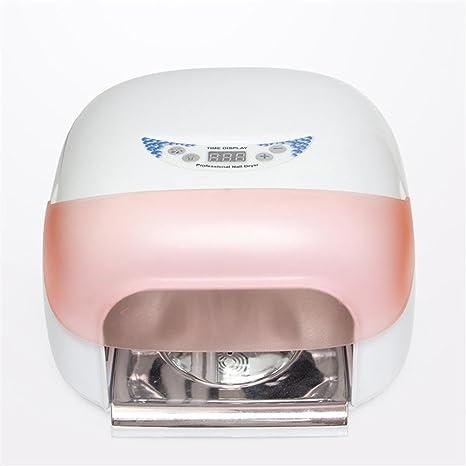 KDLD Secadores de Uñas ® Lámpara de uñas LED, Lámpara de uñas con dos manos 36 ...