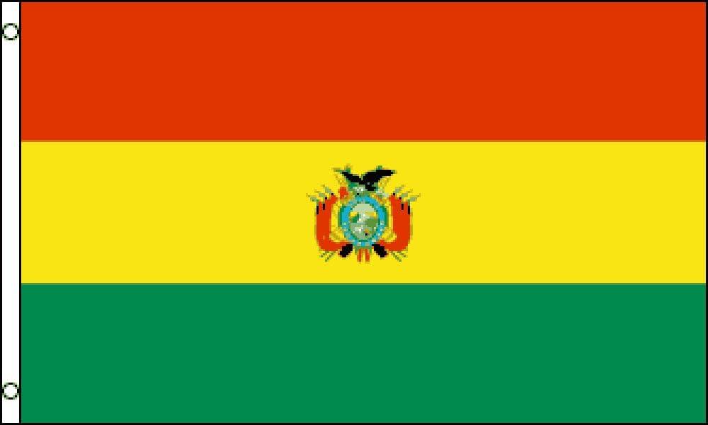 Bolivia flag 2X3ft poly