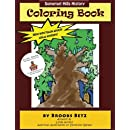 Somerset Hills History Coloring Book