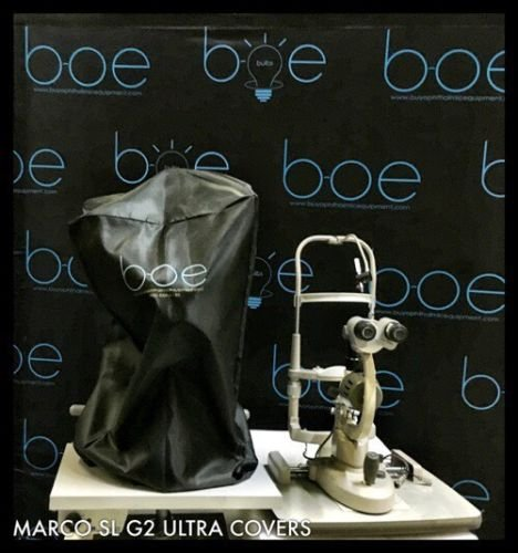 BOE Slit-Lamp Covers - Fits Most Haag/Zeiss Models