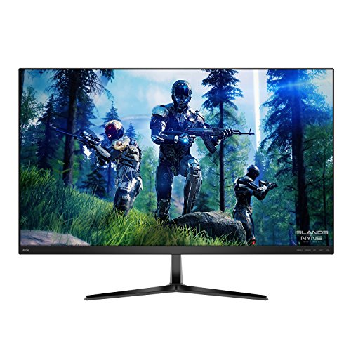 Pixio PX276 27 inch 144Hz 1ms WQHD 2560 x 1440 Wide Screen Bezel Less Display Professional Adaptive Sync 1440p Gaming Monitor by Pixio (Image #2)