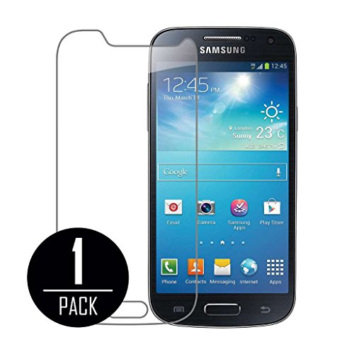 MPERO Collection Tempered Glass Screen Protector for Samsung Galaxy S4 Mini