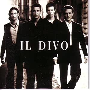 Il divo unbreak my heart limited edition carded sleeve 1 song dvd single movies tv - Il divo amazon ...