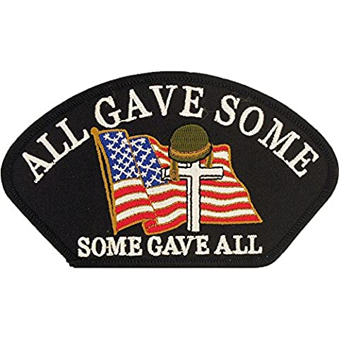 All Gave Some Patch Military Gifts Patches for Jackets Hats Vests - Military Vet Patch