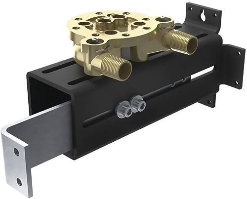 Moen TS50100 Freestanding Floor Mount Tub Filler Single Riser Floor Joist Mounting Kit