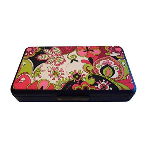 K. Quinn Designs Wipe Case, Pink Paisley