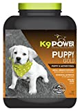 K9 Power K9P00667-KW Puppy Gold - Nutritional Supplement for Growing Puppies - 7 lb