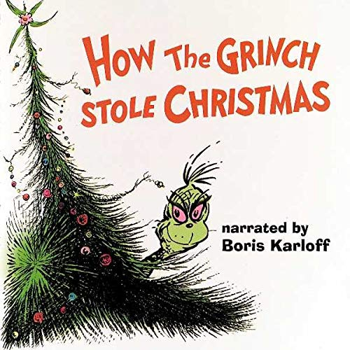 : How The Grinch Stole Christmas [Green LP]