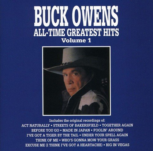 ''Buck Owens - All-Time Greatest Hits, Vol.1'' by Curb