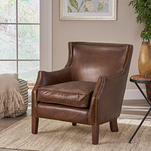 Buy leather club chair