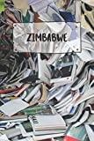 Zimbabwe: Ruled Travel Diary Notebook or Journey  Journal - Lined Trip Pocketbook for Men and Women with Lines