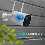 Wireless-Outdoor-Security-Camera-ieGeek-CCTV-WIFI-Camera-1080P-HD-Video-IP-Camera-with-180-Day-Rechargeable-Battery-Life-Two-way-Talk-SD-CardCloud-Storage-65ft-Night-Vision-PIR-Motion-Detection
