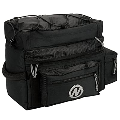 Nashbar Deluxe Rack Trunk