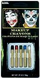 Paper Magic Face Paint Halloween Makeup Thin Crayons Kit