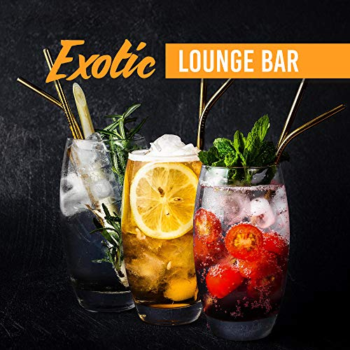Exotic Lounge Bar: Tropical Sounds from Around the World, Chillout Holiday Music, Relax and Unwind, Bar Background Music