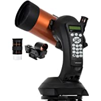 Celestron - NexStar 4SE Telescope - Computerized Telescope for Beginners and Advanced Users - Fully-Automated GoTo Mount…