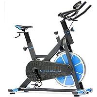 FitBike Indoor Cycle Race Magnetic Home, 20 kg vliegwiel, polyV-riem en magnetisch weerstandssysteem, met…