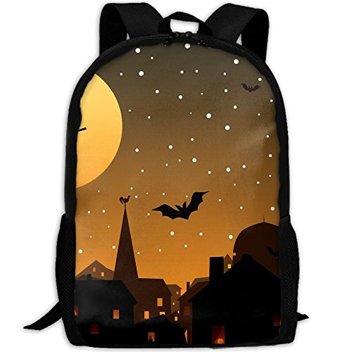 Festival Witch Backpack Briefcase Laptop Travel Hiking School Bags Stylish Daypacks Shoulder - Festival Plaza