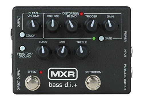 PEDALES EFECTO MXR - Dunlop (M80) Bass Distorsion +   B00OOTE9D2