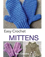 Easy Crochet Mittens
