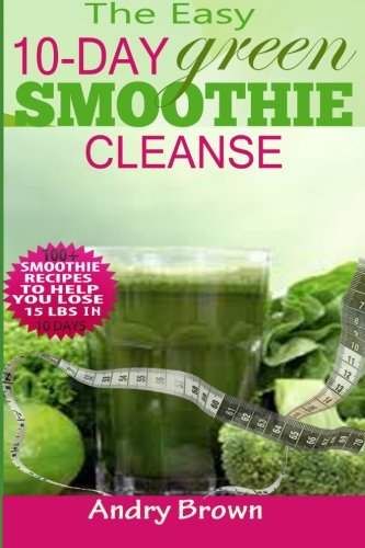Easy 10 Day Green Smoothie Cleanse product image