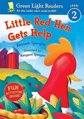 Read Online Little Red Hen Gets Help (Green Light Readers Level 2) ebook