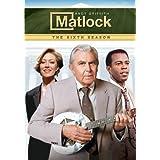 Matlock: Sixth Season