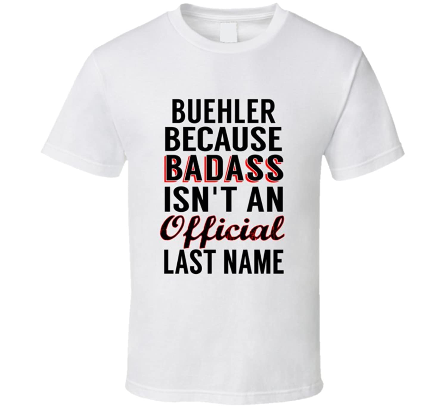 Holtby Because Badass Isnt An Official Name T Shirt