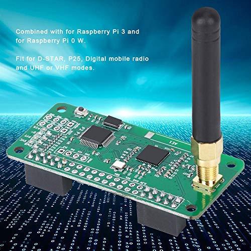 Módulo de punto de acceso, placa de expansión de punto de acceso inalámbrico multimodo USB + antena + pantalla LED + estuche, soporte D-STAR/P25 Radio ...
