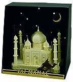 Nanoblock Paper Nano - Taj Mahal Model Kit, Model: 58605, Toys & Play
