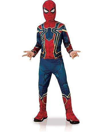 873f62e43dc33 Rubie s-déguisement officiel - Iron Spiderman-Déguisement Officiel Iron  Spider-Taille M-
