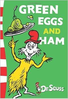 Green Eggs And Ham Green Back Book Dr Seuss