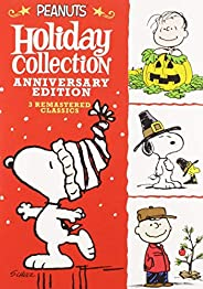 Peanuts Holiday Anniversary Coll. (DVD)