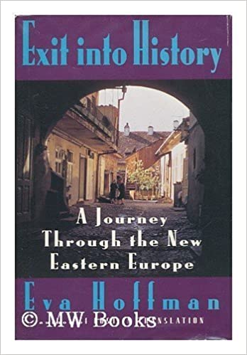 Book Exit into History : A Journey Through the New Eastern Europe
