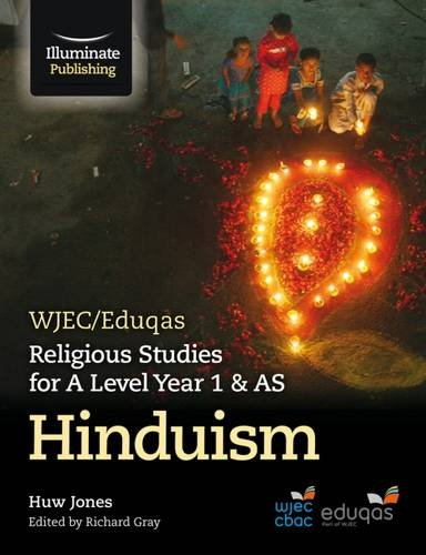 WJECEduqas Religious Studies for A Level Year 1  AS   Hinduism