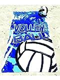 Volleyball Beach Towel