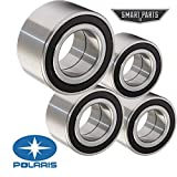 Polaris RZR 800 / S / 4 Front & Rear Wheel Bearings Kit (4) 2010 2011 2012 2013 2014