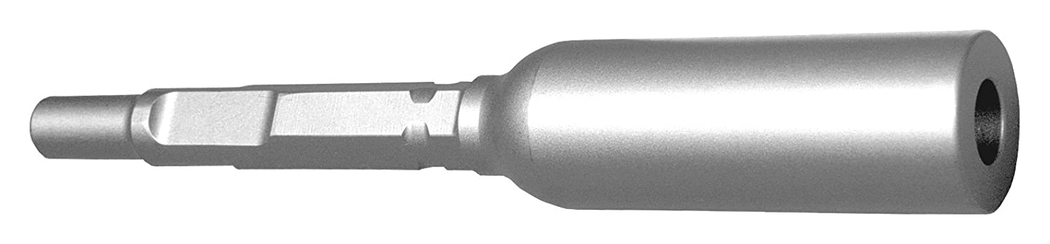 Champion Chisel, Spline or Rotary Style Shank Ground Rod Driver - Used for up to 3/4' Rods