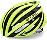 Giro Aeon Adult Road Cycling Helmet - Small (51-55 cm), Highlight Yellow (2017)
