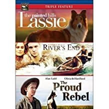 Family Adventure V.2: River's End / The Proud Rebel / Lassie: The Painted Hills by Echo Bridge Home Entertainment