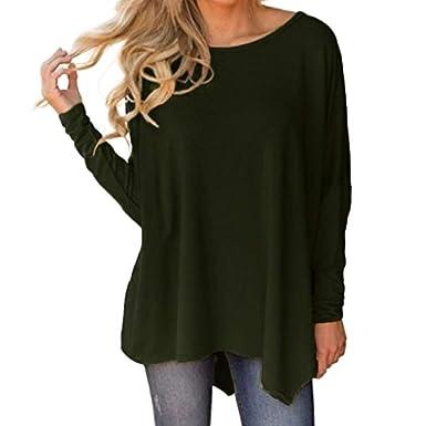 f720f16915f2a0 Realdo Women Autumn Winter Fashion Ladies Long Sleeve O-Neck Pure ...