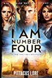 I Am Number Four Movie Tie-in Edition (Lorien Legacies)