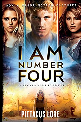 i am number four character summary