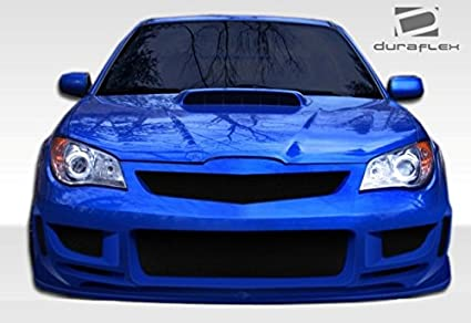 a403133dd90 Image Unavailable. Image not available for. Color  Duraflex Replacement for  2006-2007 Subaru Impreza WRX STI Harmon Front Bumper Cover - 1