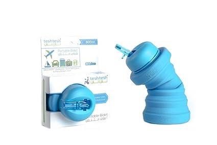 Beau Tesh.tesh Portable Bidet  Collapsable Easy To Store  600 Ml Capacity Travel  Wash