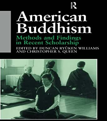 American Buddhism Methods And Findings In Recent border=