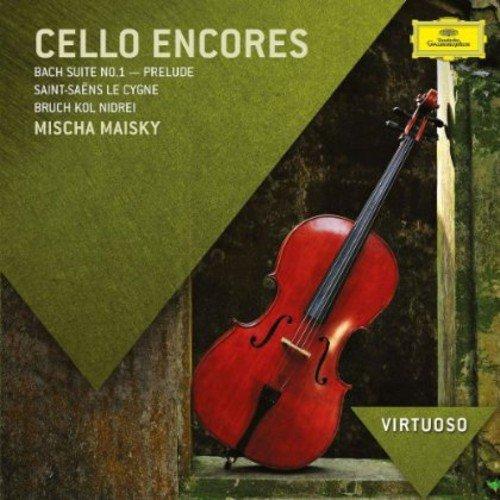 CD : Mischa Maisky - Virtuoso-cello Encores (Germany - Import)