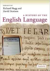 Amazoncom A History of the English Language